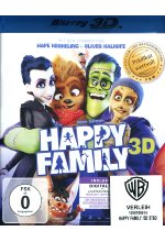 Happy Family Blu-ray 3D-Cover