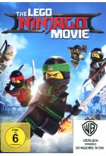 The Lego Ninjago Movie DVD-Cover