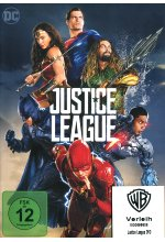 Justice League DVD-Cover