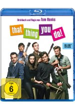 That thing you do! Blu-ray-Cover