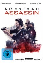 American Assassin DVD-Cover