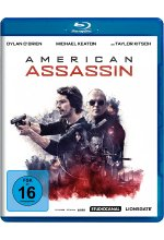 American Assassin Blu-ray-Cover