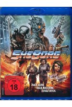 SheBorg Blu-ray-Cover