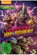 Tales of the Teenage Mutant Ninja Turtles - Gesucht: Bebop und Rocksteady DVD-Cover