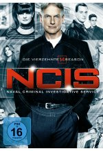 NCIS - Naval Criminal Investigate Service/Season 14  [6 DVDs] DVD-Cover