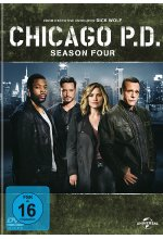 Chicago P.D. - Season 4  [6 DVDs] DVD-Cover