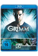 Grimm - Staffel 6  [3 BRs] Blu-ray-Cover