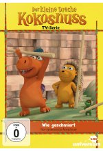 Der kleine Drache Kokosnuss - TV-Serie 12 DVD-Cover