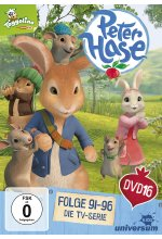 Peter Hase DVD 16 - Die TV-Serie DVD-Cover
