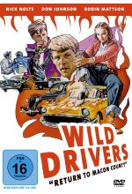 Wild Drivers DVD-Cover