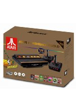 ATARI Flashback 8 Gold HD Konsole Cover