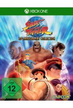 Street Fighter - 30th Anniversary Collection Cover