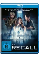 The Recall Blu-ray-Cover