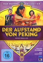 Der Aufstand von Peking - Boxer Rebellion (Shaw Brothers Collection) (DVD) DVD-Cover