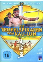 Die Teufelspiraten von Kau-Lun - The Pirate (Shaw Brothers Collection) (DVD) DVD-Cover