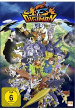 Digimon Frontier - Volume 1: Episode 01-17 im Sammelschuber  [3 DVDs] DVD-Cover