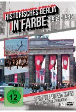 Historisches Berlin in Farbe 1933-1945  [2 DVDs] DVD-Cover