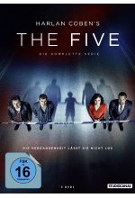 The Five - Die komplette Serie  [3 DVDs] DVD-Cover