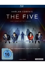 The Five - Die komplette Serie  [2 BRs] Blu-ray-Cover