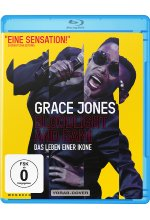 Grace Jones - Bloodlight And Bami Blu-ray-Cover
