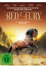 Red Fury DVD-Cover