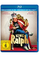 King Ralph Blu-ray-Cover