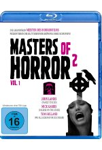 Masters of Horror Vol. 2 - Vol. 1  (Garris/Landis/Holland) Blu-ray-Cover
