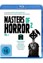 Masters of Horror Vol. 2 - Vol. 2  (Tsuruta/Medak/Gordon) Blu-ray-Cover