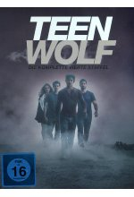 Teen Wolf - Staffel 4  [4 DVDs] DVD-Cover