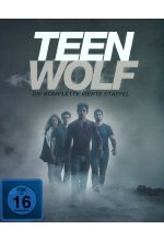 Teen Wolf - Staffel 4  [3 BRs] Blu-ray-Cover