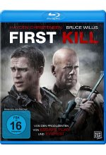 First Kill Blu-ray-Cover
