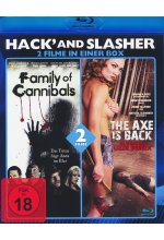 Hack´ And Slasher Box  (2 Filme) Blu-ray-Cover