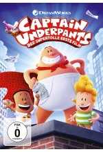 Captain Underpants - Der supertolle erste Film DVD-Cover
