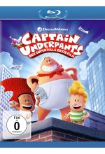 Captain Underpants - Der supertolle erste Film Blu-ray-Cover