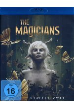 The Magicians - Staffel 2  [3 BRs] Blu-ray-Cover