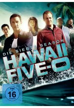 Hawaii Five-0 - Season 7  [6 DVDs] DVD-Cover