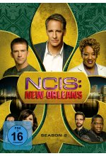 NCIS: New Orleans - Season 2  [6 DVDs] DVD-Cover