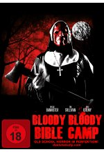 Bloody Bloody Bible Camp - Uncut Edition DVD-Cover