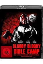 Bloody Bloody Bible Camp - Uncut Edition Blu-ray-Cover