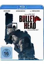 Bullet Head Blu-ray-Cover