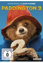Paddington 2 DVD-Cover
