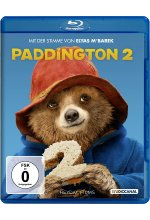 Paddington 2 Blu-ray-Cover