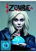 iZombie - Staffel 3  [3 DVDs] DVD-Cover