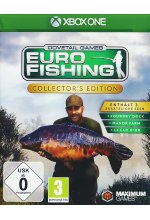 Euro Fishing (Collector's Edition) Cover