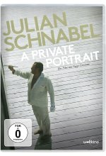 Julian Schnabel - A Private Portrait DVD-Cover