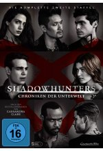 Shadowhunters - Staffel 2  [5 DVDs] DVD-Cover