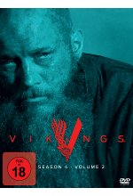 Vikings - Season 4.2  [3 DVDs] DVD-Cover