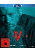 Vikings - Season 4.2  [3 BRs] Blu-ray-Cover