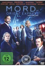 Mord im Orient Express DVD-Cover