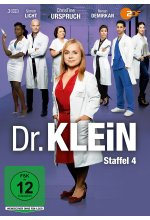 Dr. Klein - Staffel 4  [3 DVDs] DVD-Cover